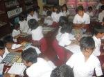 PROPOSAL PTK 8 : Pengaruh Aktivitas Membaca Di Perpustakaan SekolahTerhadap Prestasi Belajar Dalam Pelajaran Bahasa Indonesia Siswa KelasIV SDN No.333 Tangkoli Kec. Maniangpajo Kab. Wajo