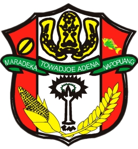 Arti Lambang Daerah Kabupaten Wajo Provinsi Sulawesi Selatan
