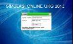 Simulasi dan Latihan Soal UKG Online 2013