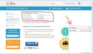 Aplikasi Ziddu Pay Aktif
